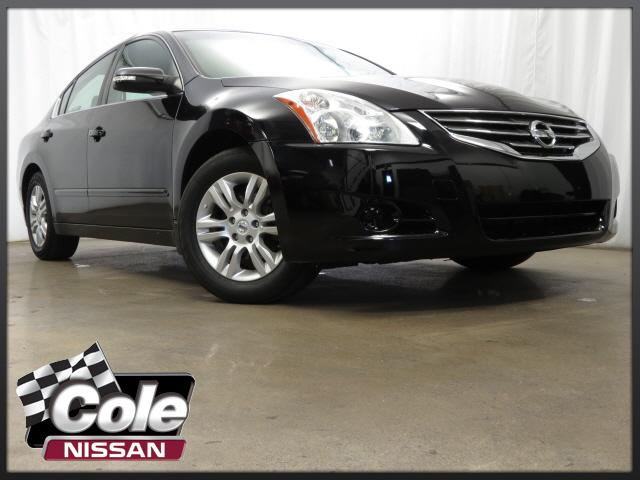 Used Nissan Altima 4dr Sdn I4 CVT 2.5