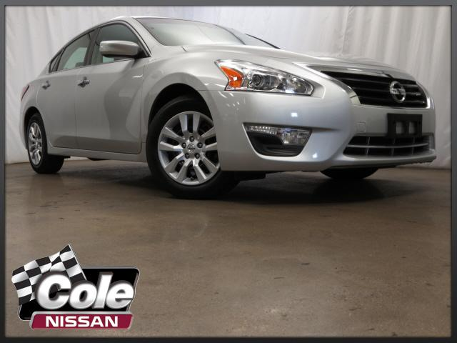 Used Nissan Altima 4dr Sdn I4 2.5 S