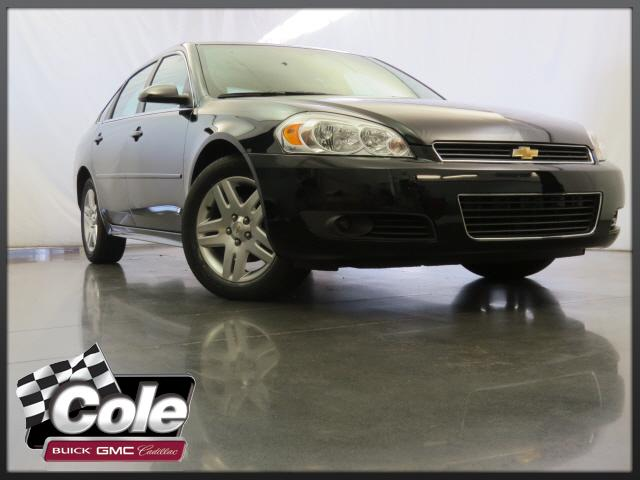 Certified Used Chevrolet Impala 4dr Sdn LT Retail