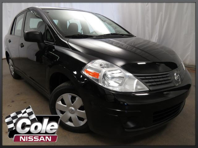 Used Nissan Versa 4dr Sdn I4 Man 1.6 Base