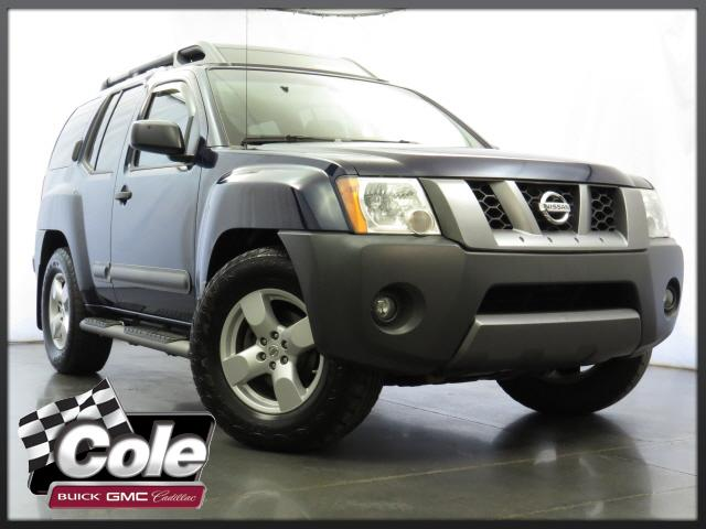 Used Nissan Xterra 4dr SE V6 Auto 2WD
