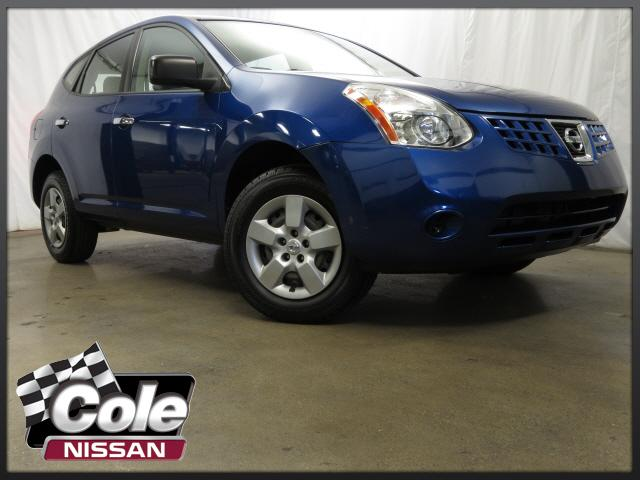 Used Nissan Rogue FWD 4dr S