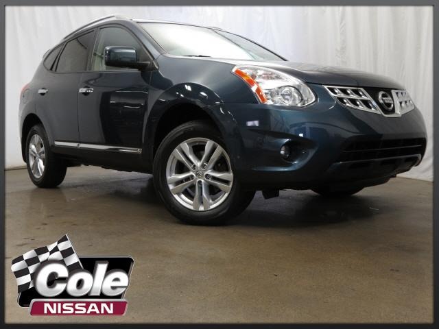 Used Nissan Rogue AWD 4dr SV