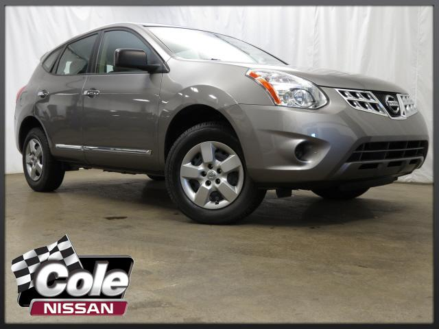 2013 Nissan Rogue AWD 4dr S AWD