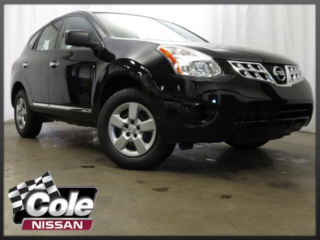2012 Nissan Rogue AWD 4dr S AWD