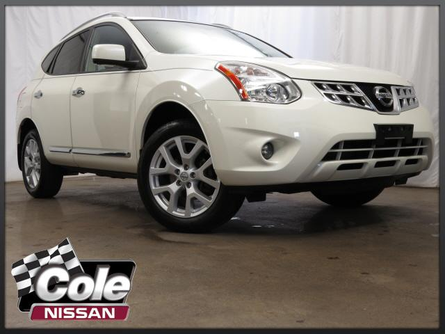 2012 Nissan Rogue AWD 4dr SL with Navigation & AWD