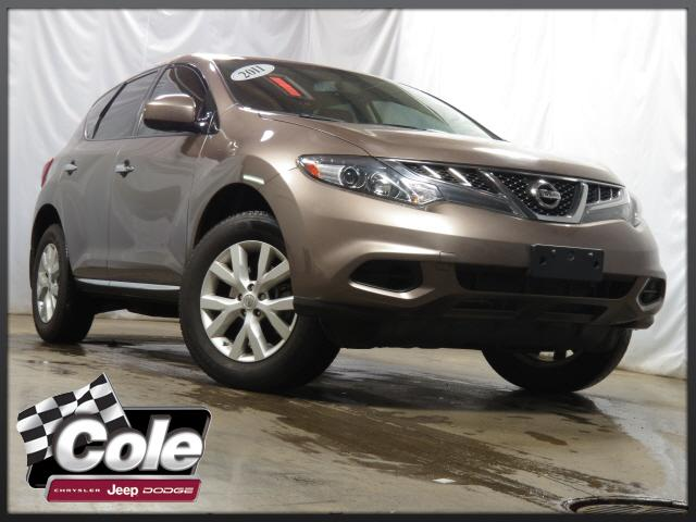 2011 Nissan Murano AWD 4dr S AWD